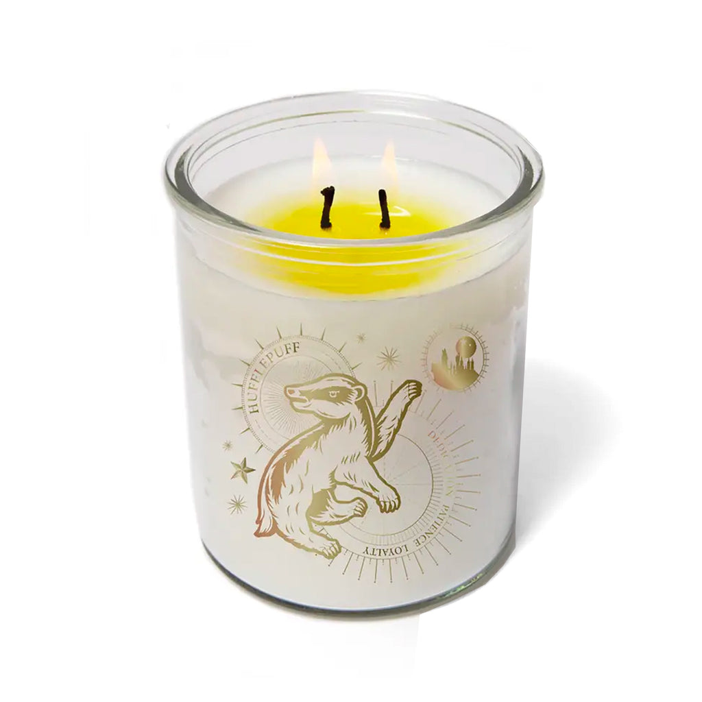 Hufflepuff Magical Colour-Changing Candle