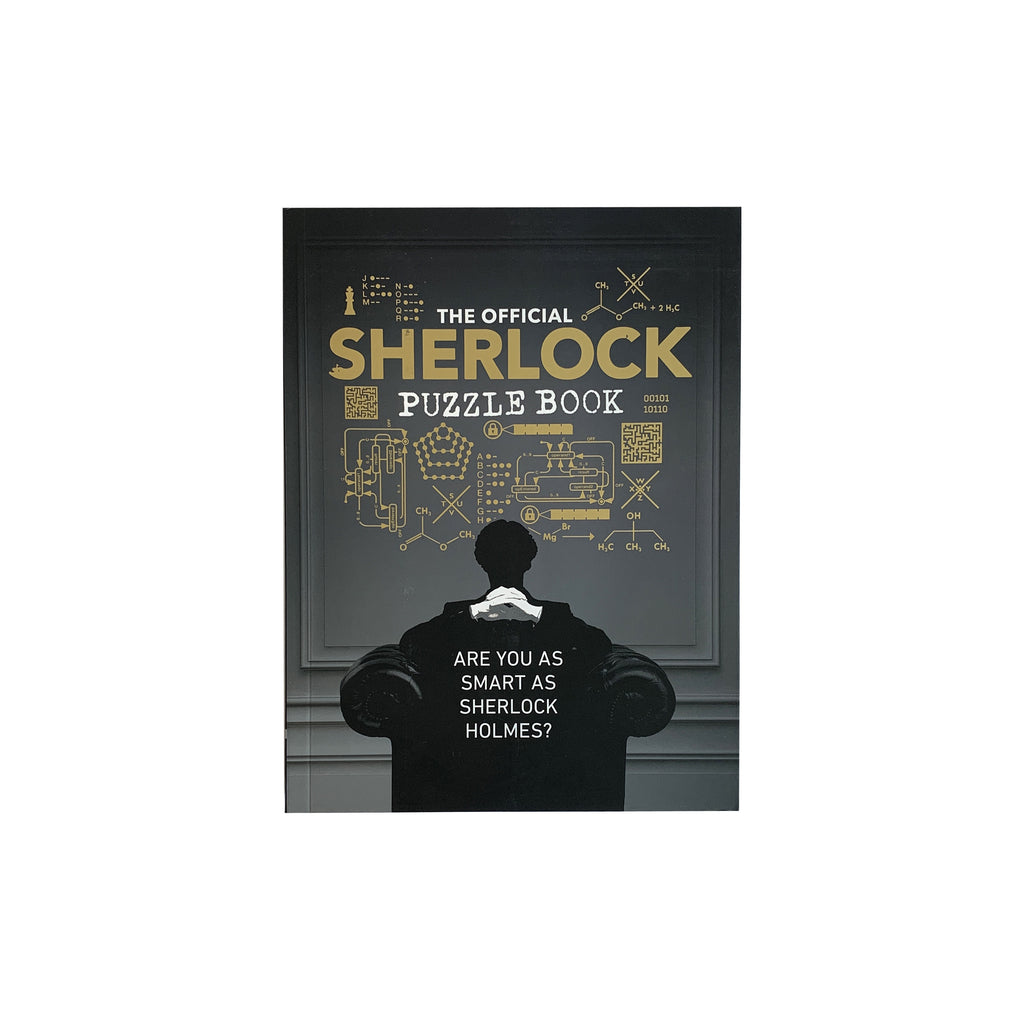 The Official Sherlock Puzzle Book