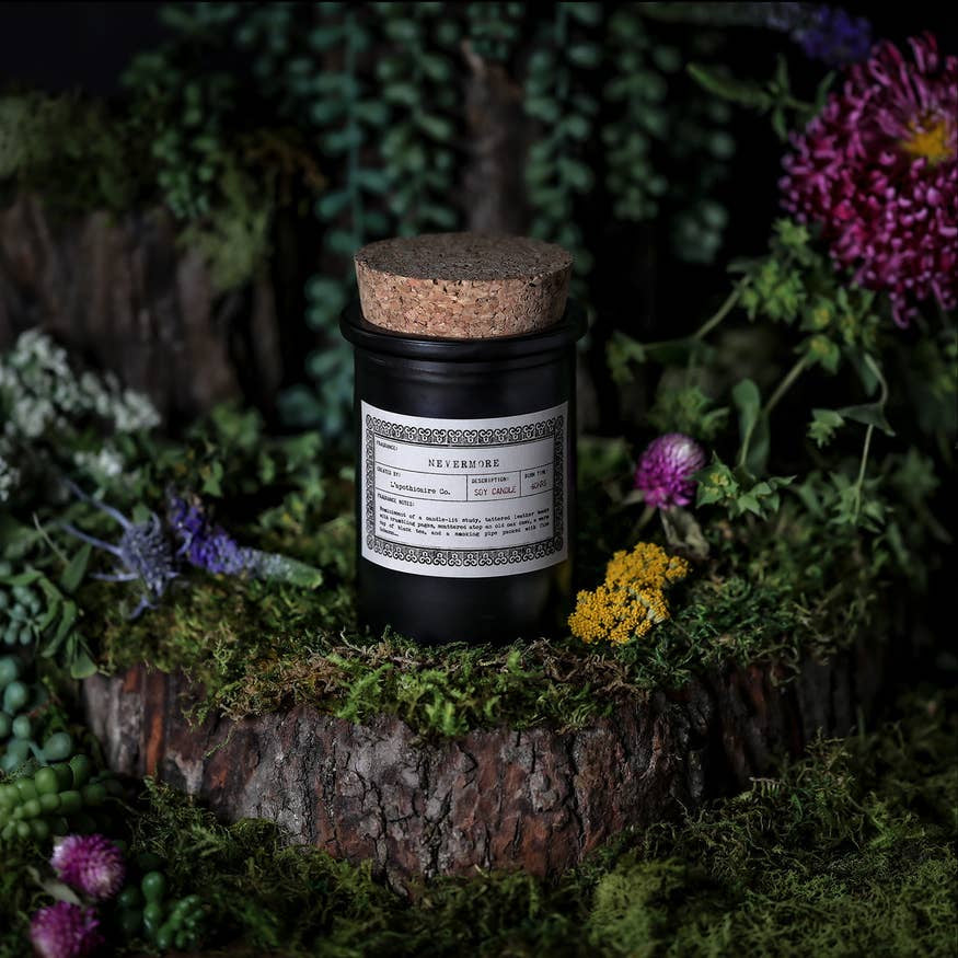Nevermore Apothecary Candle
