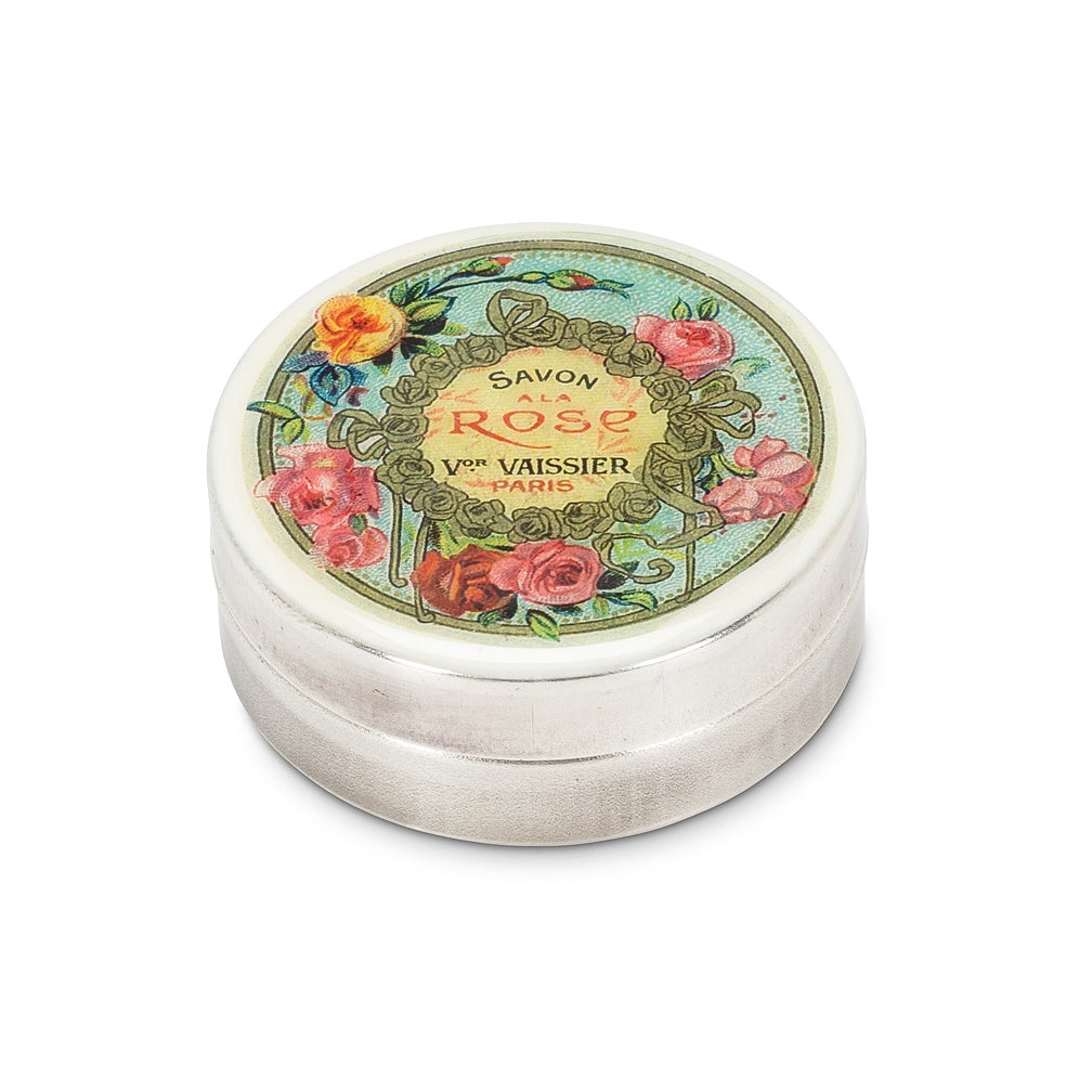 Savon a la Rose Trinket Box