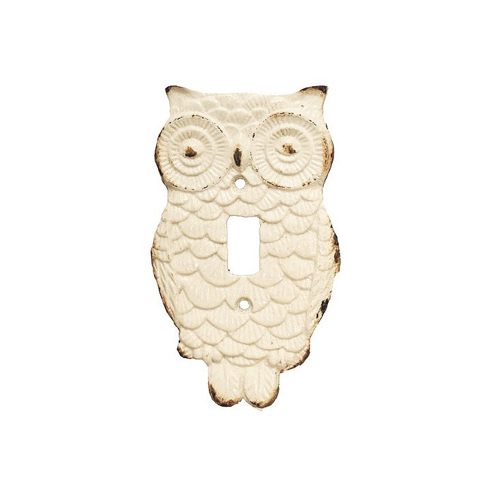 Nite Owl Switch Plate
