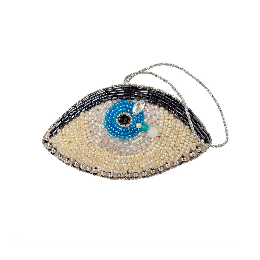 Eye Plush Ornament