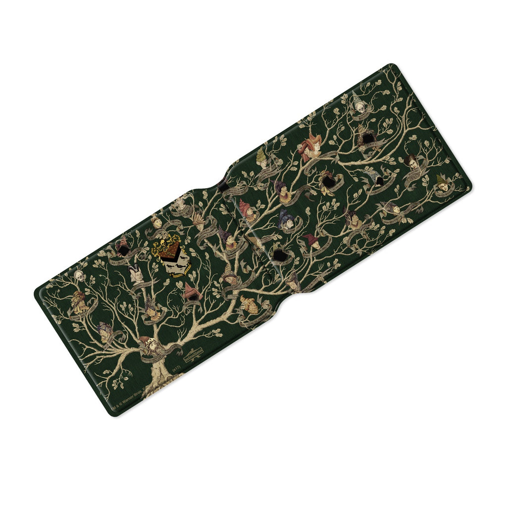 Black Family Tapestry Card Holder
