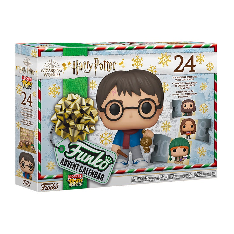 *Preorder* Funko Harry Potter Pocket Pop! Advent Calendar