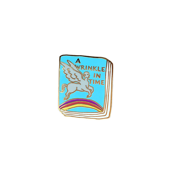 Book Pin - A Wrinkle in Time