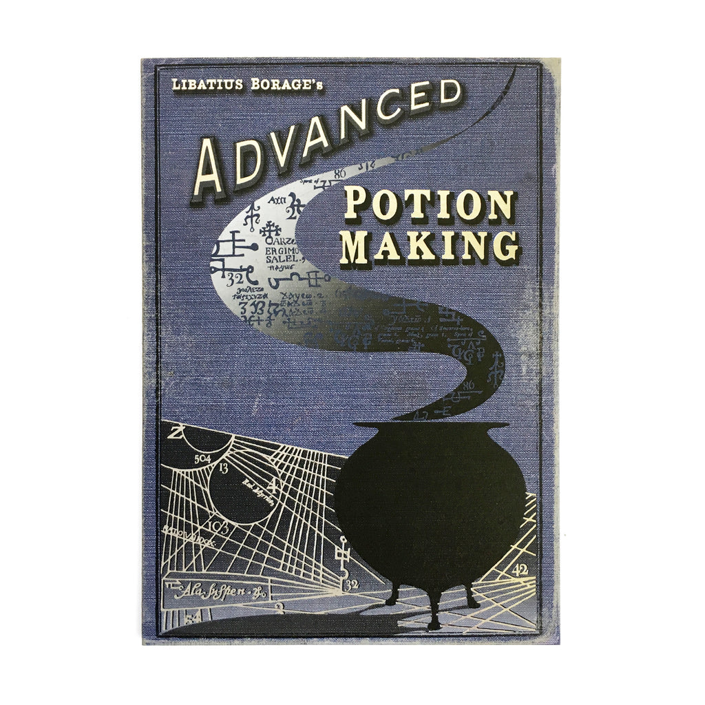 Advanced Potion-Making (Edition II) Notecard