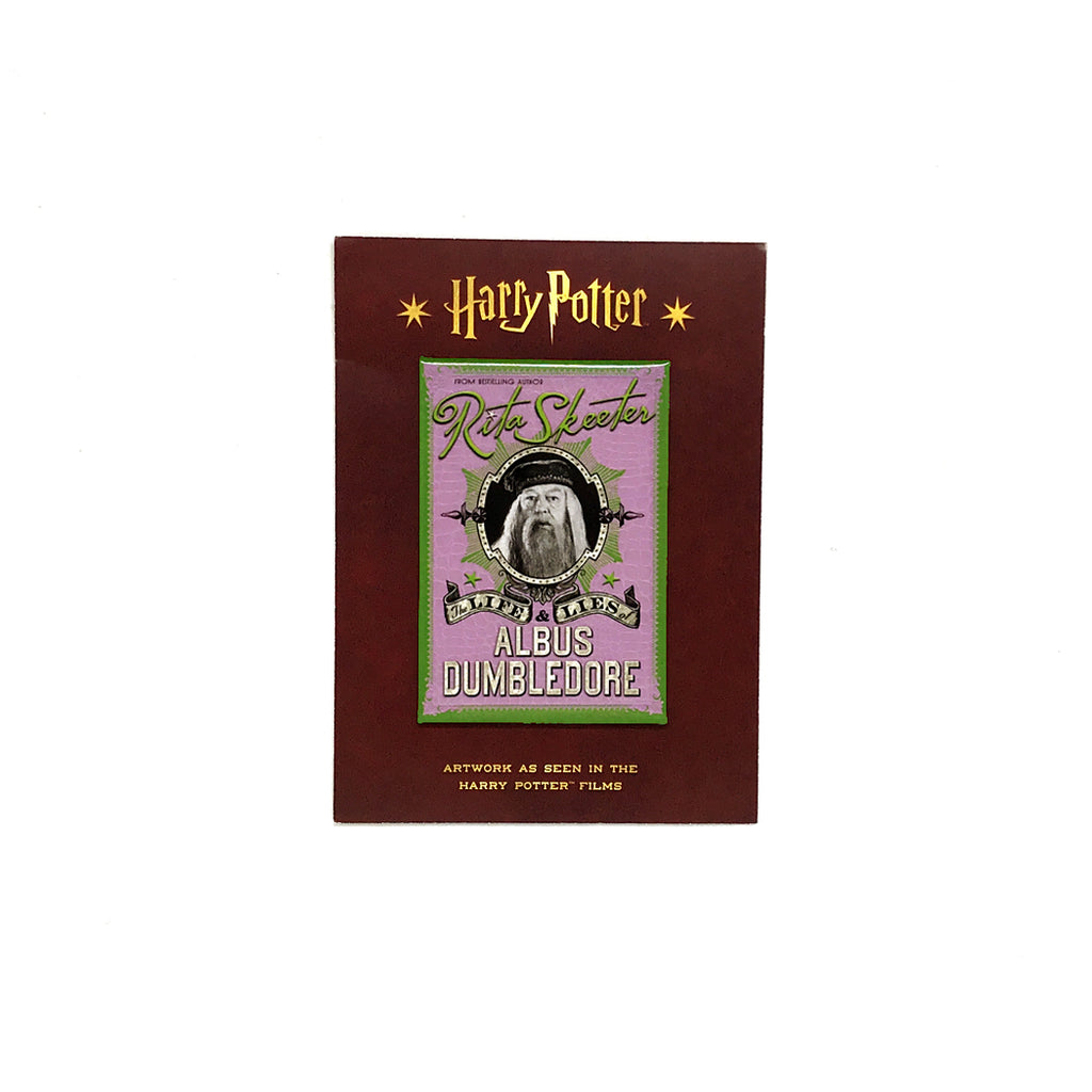The Life & Lies of Albus Dumbledore Magnet