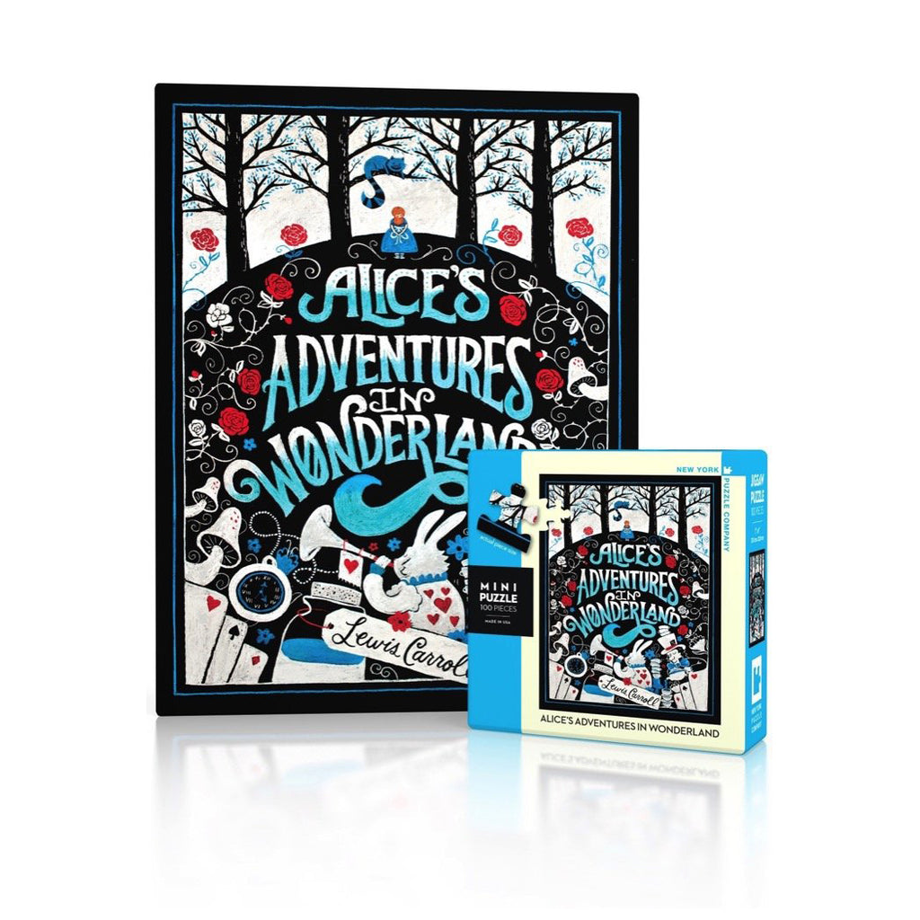 Alice in Wonderland Mini Puzzle