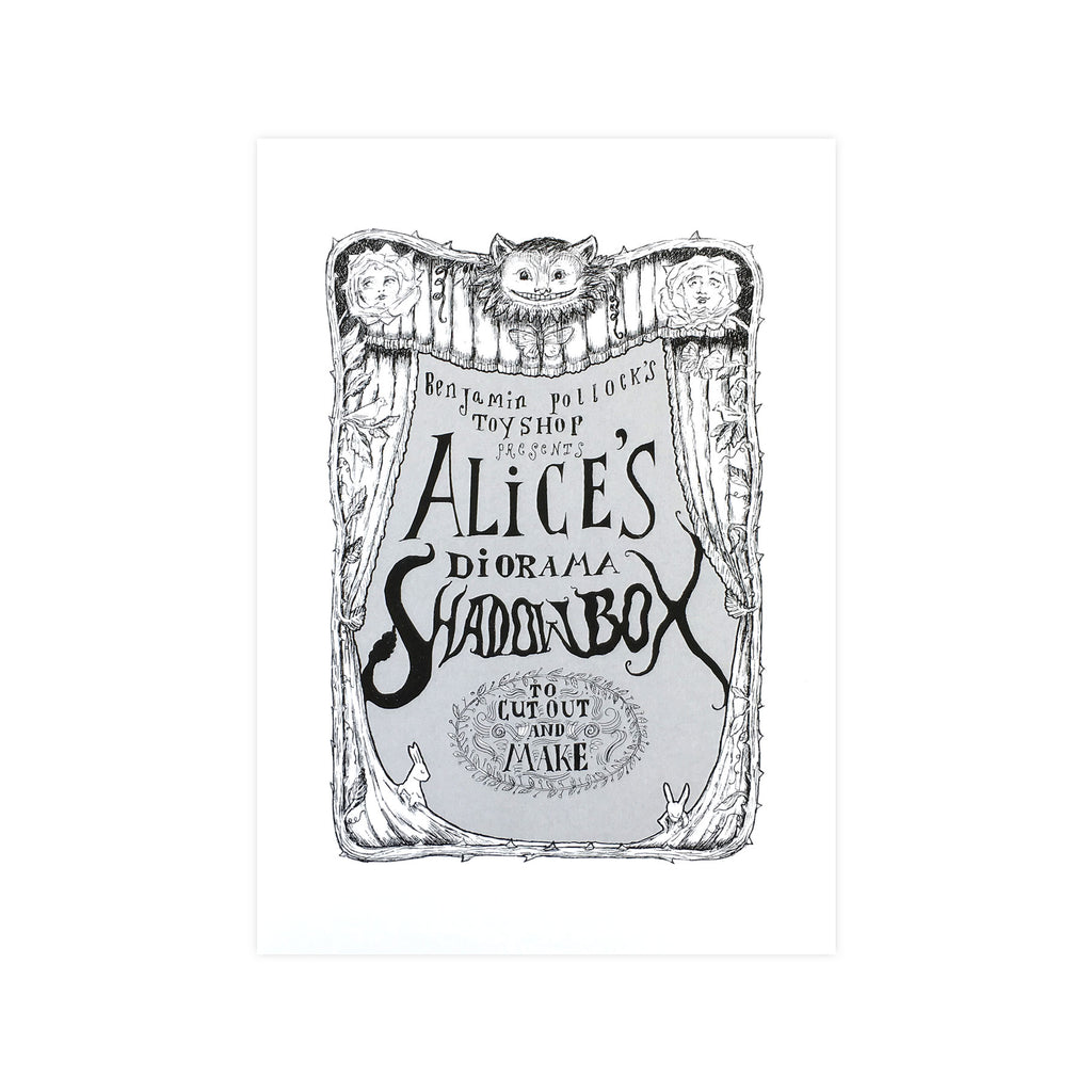 Benjamin Pollock's Shadow Box - Alice