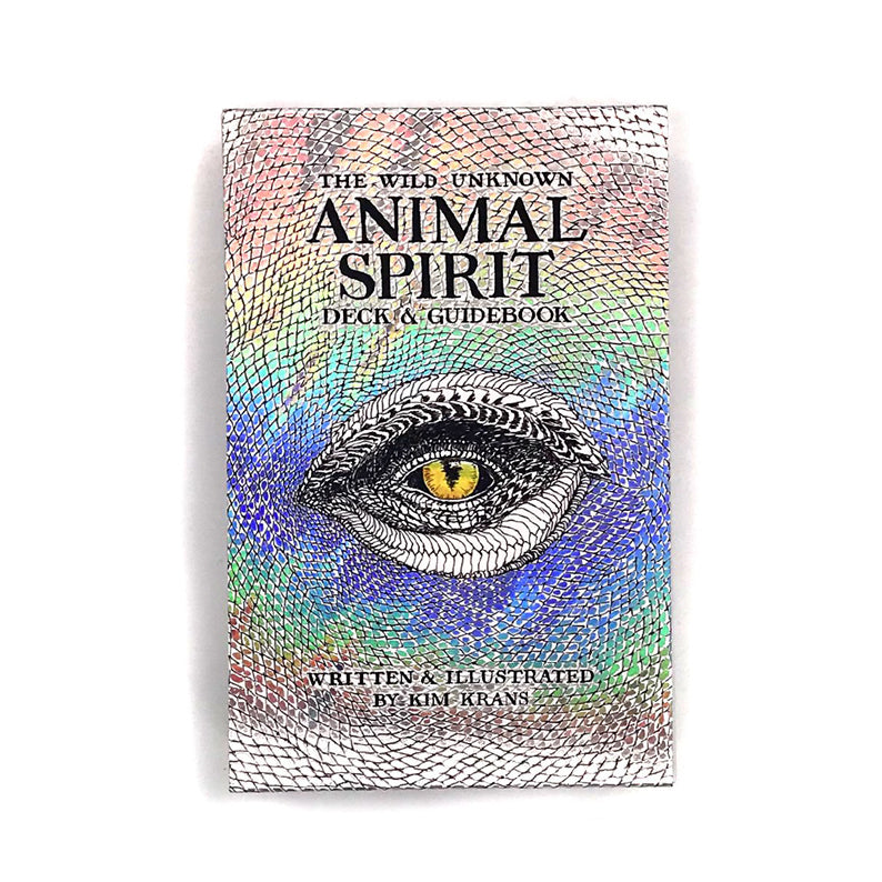 The Wild Unknown - Animal Spirit  Deck & Guidebook