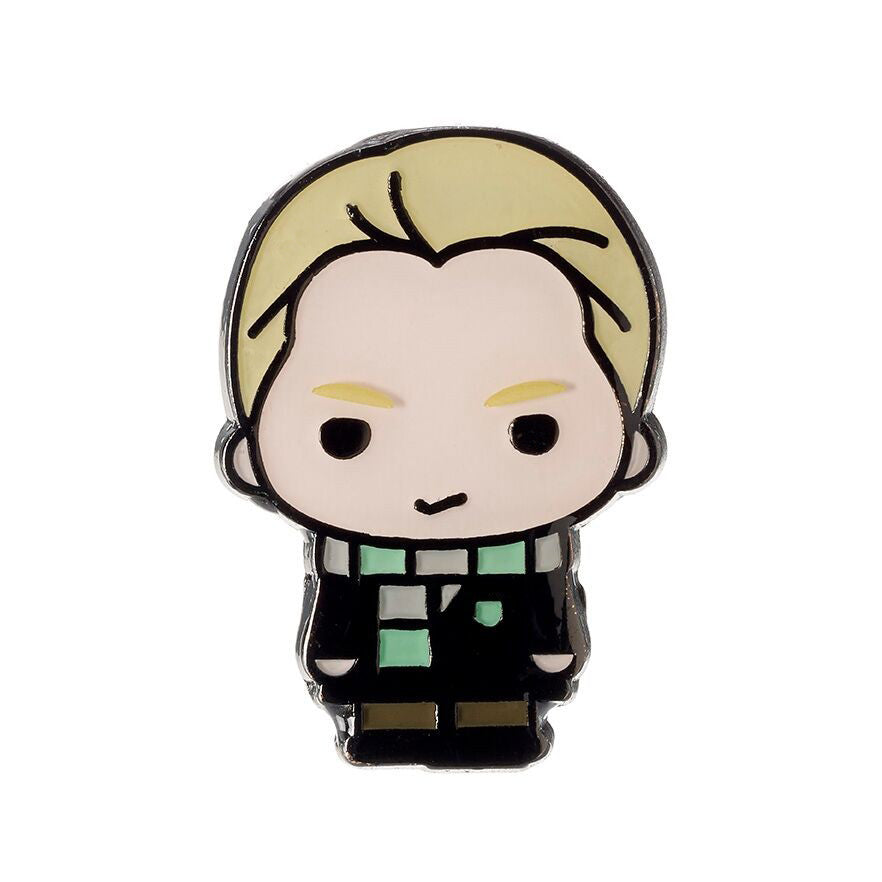 Chibi Draco Malfoy Pin Badge