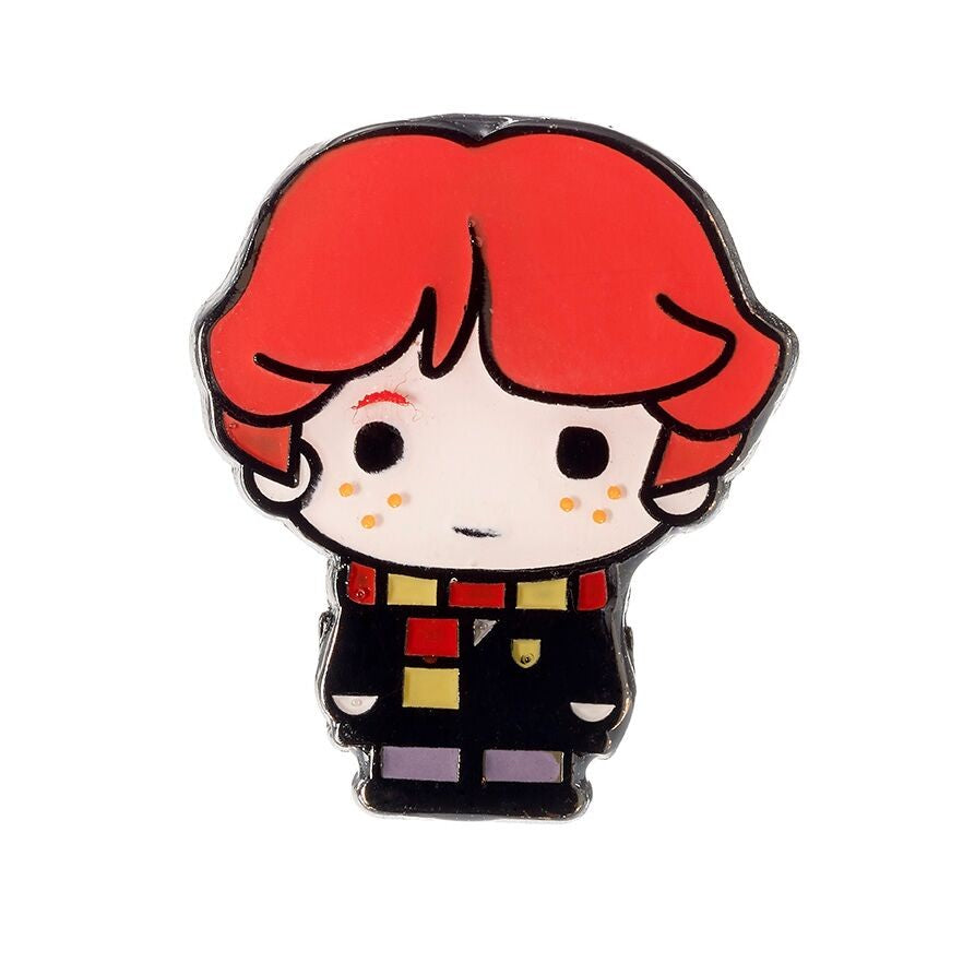 Chibi Ron Weasley Pin Badge