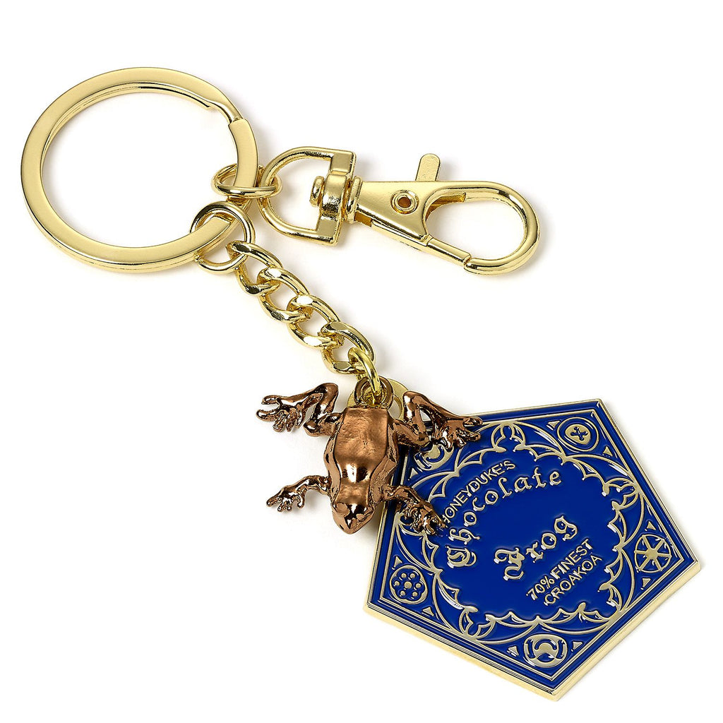 Chocolate Frog Key Ring