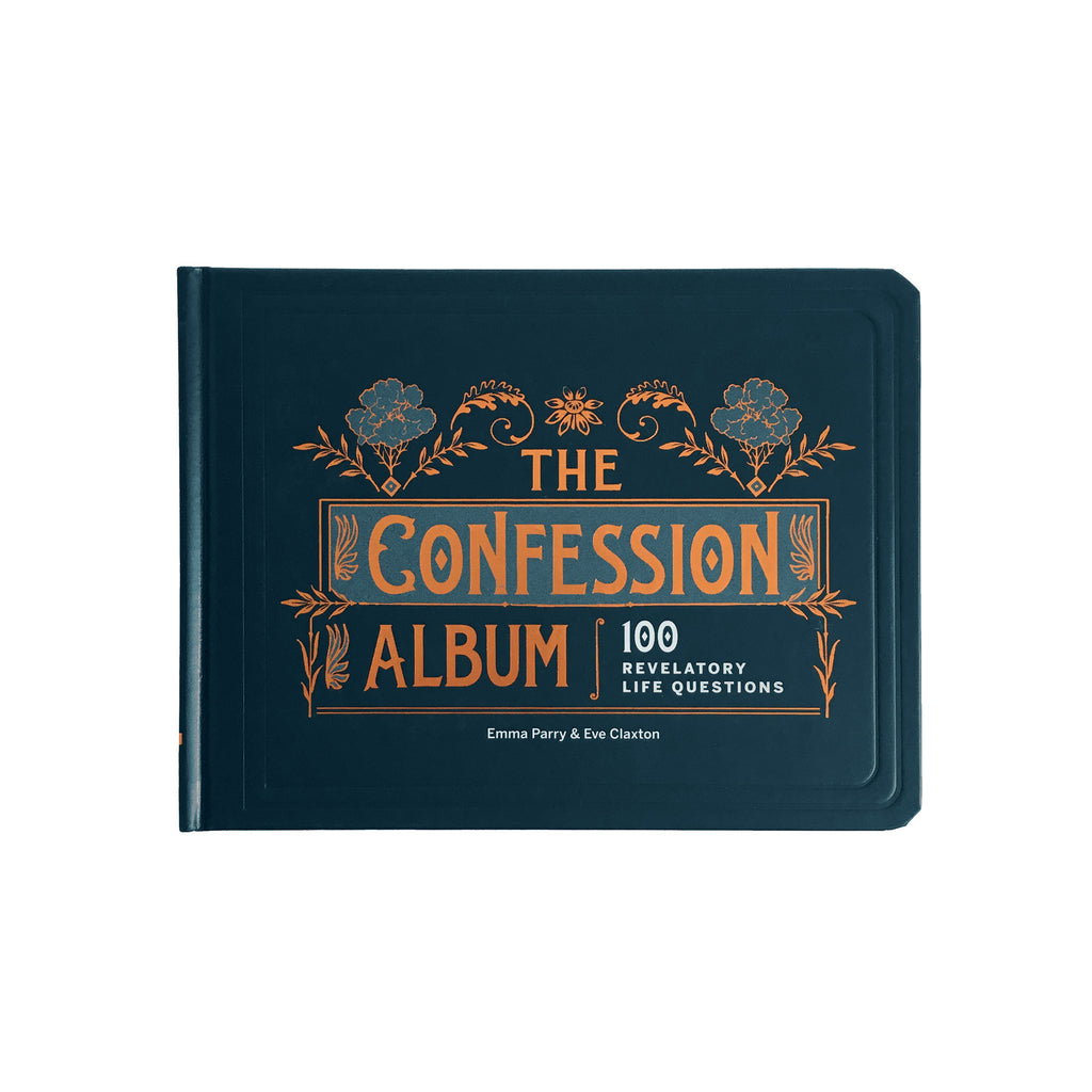 The Confessions Album: 100 Revelatory Life Questions