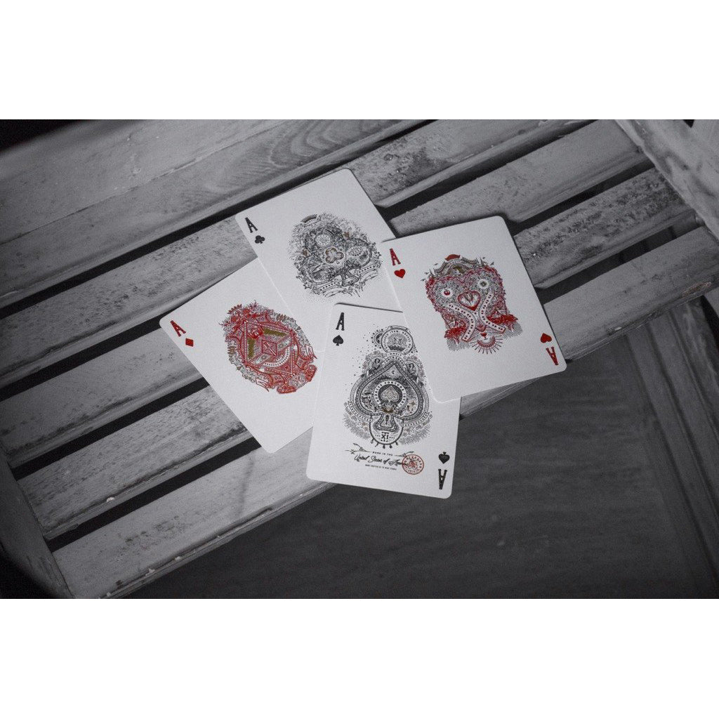 Playing Cards - Contraband