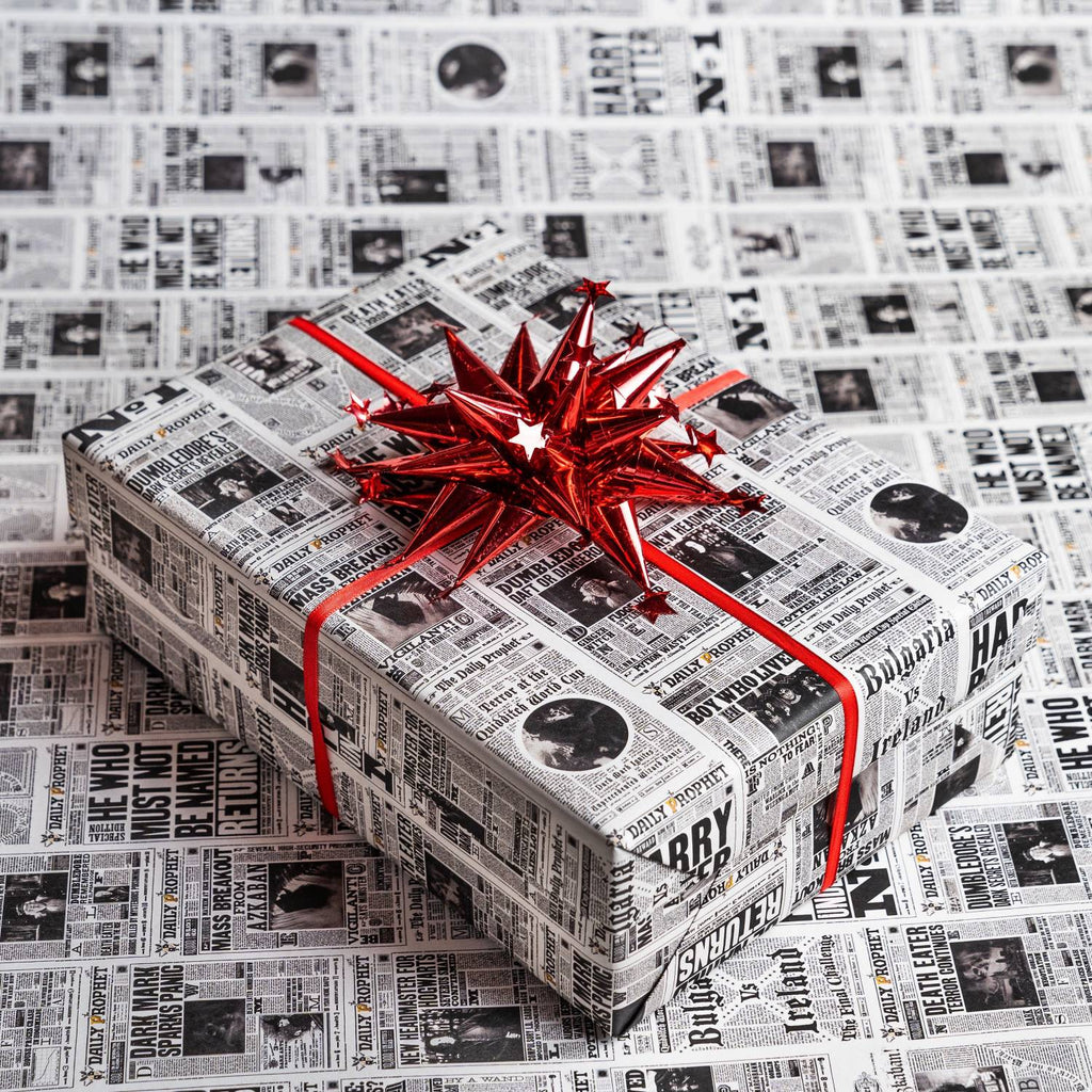 The Daily Prophet Gift Wrap