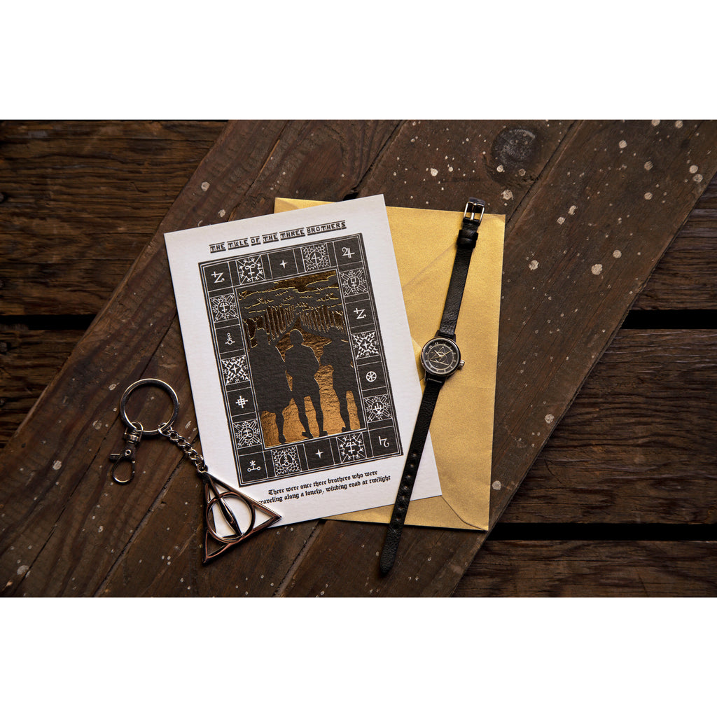 Deathly Hallows Watch Bundle