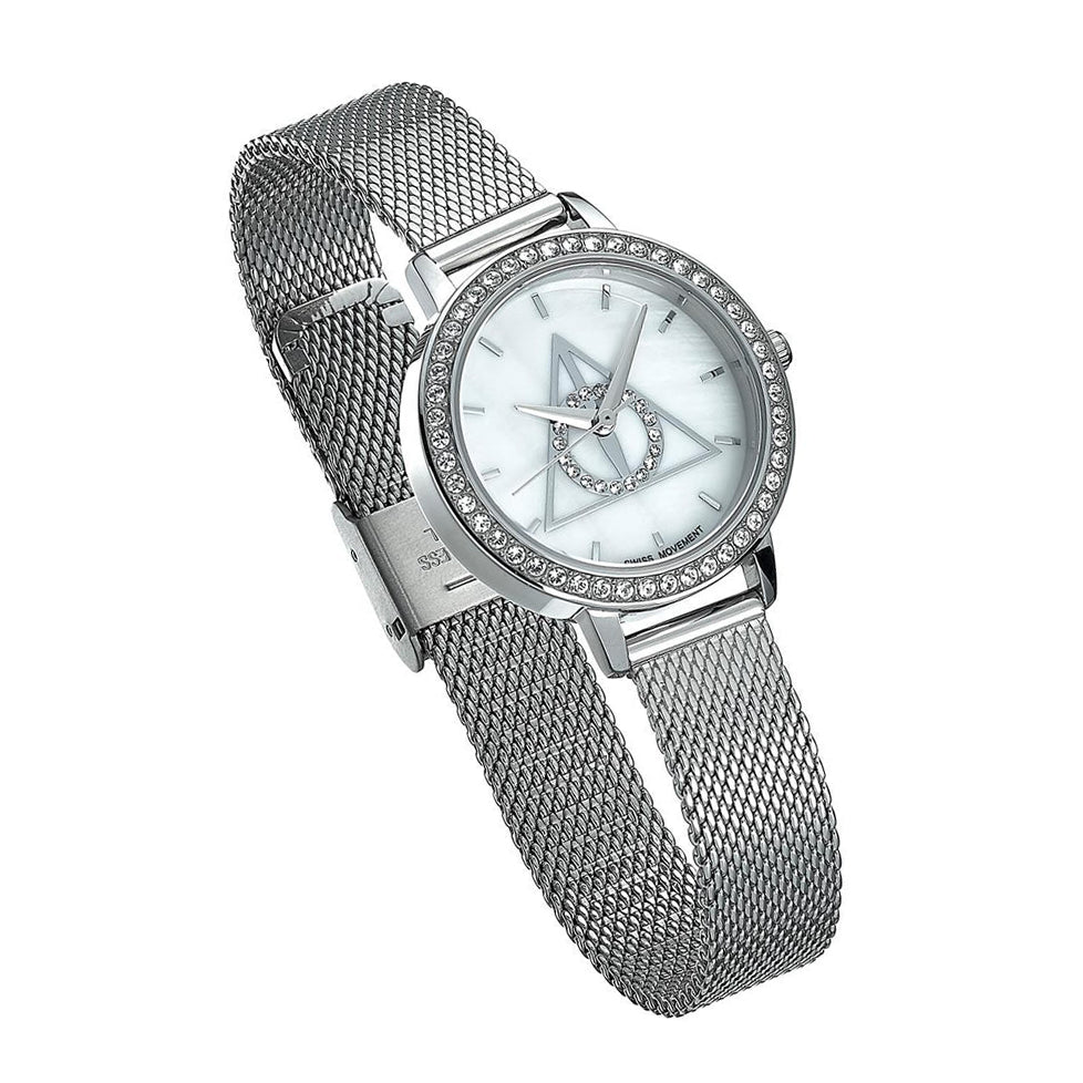 Swarovski Deathly Hallows Watch