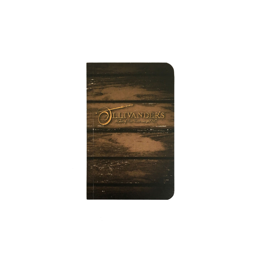 Diagon Alley Pocket Notebook Collection, Set of 3