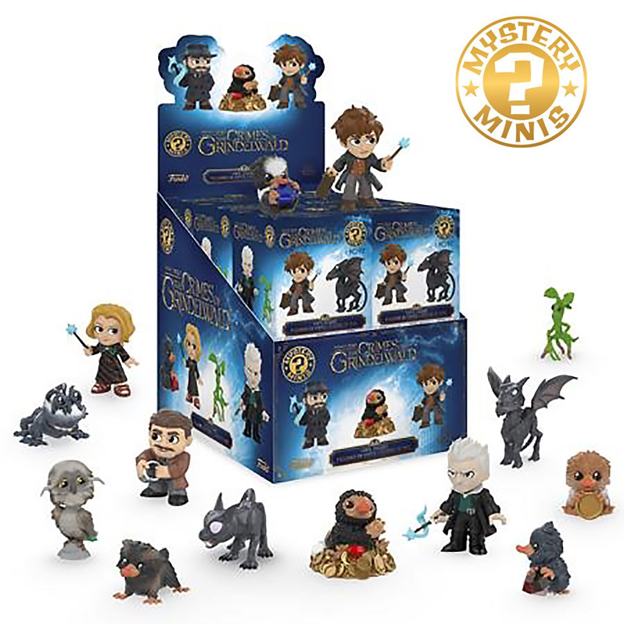 Fantastic Beasts: Mystery Mini - The Crimes of Grindelwald