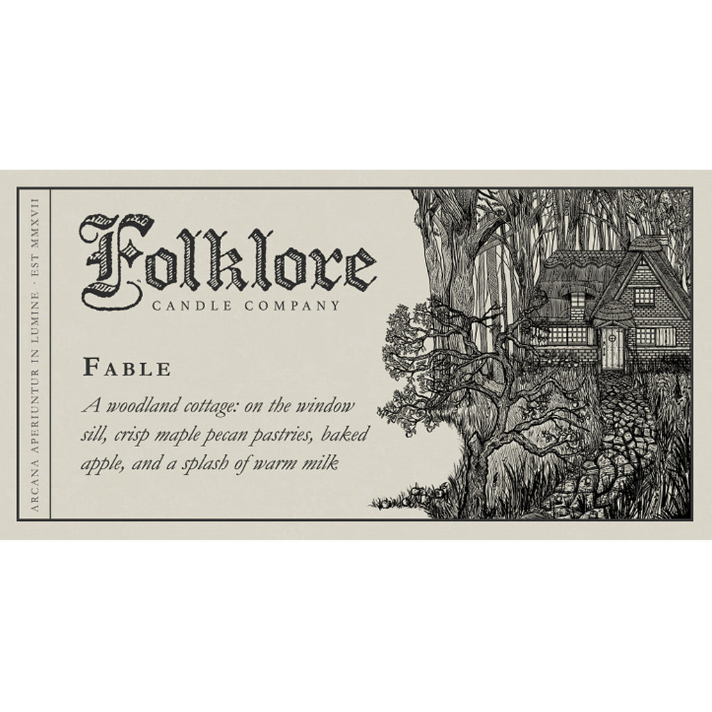 Fable - Folklore Candle Company