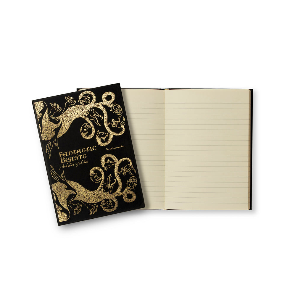 Fantastic Beasts and Where to Find Them Journal