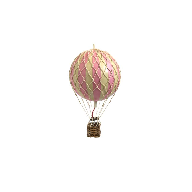 Floating The Skies Hot Air Balloon - Pink