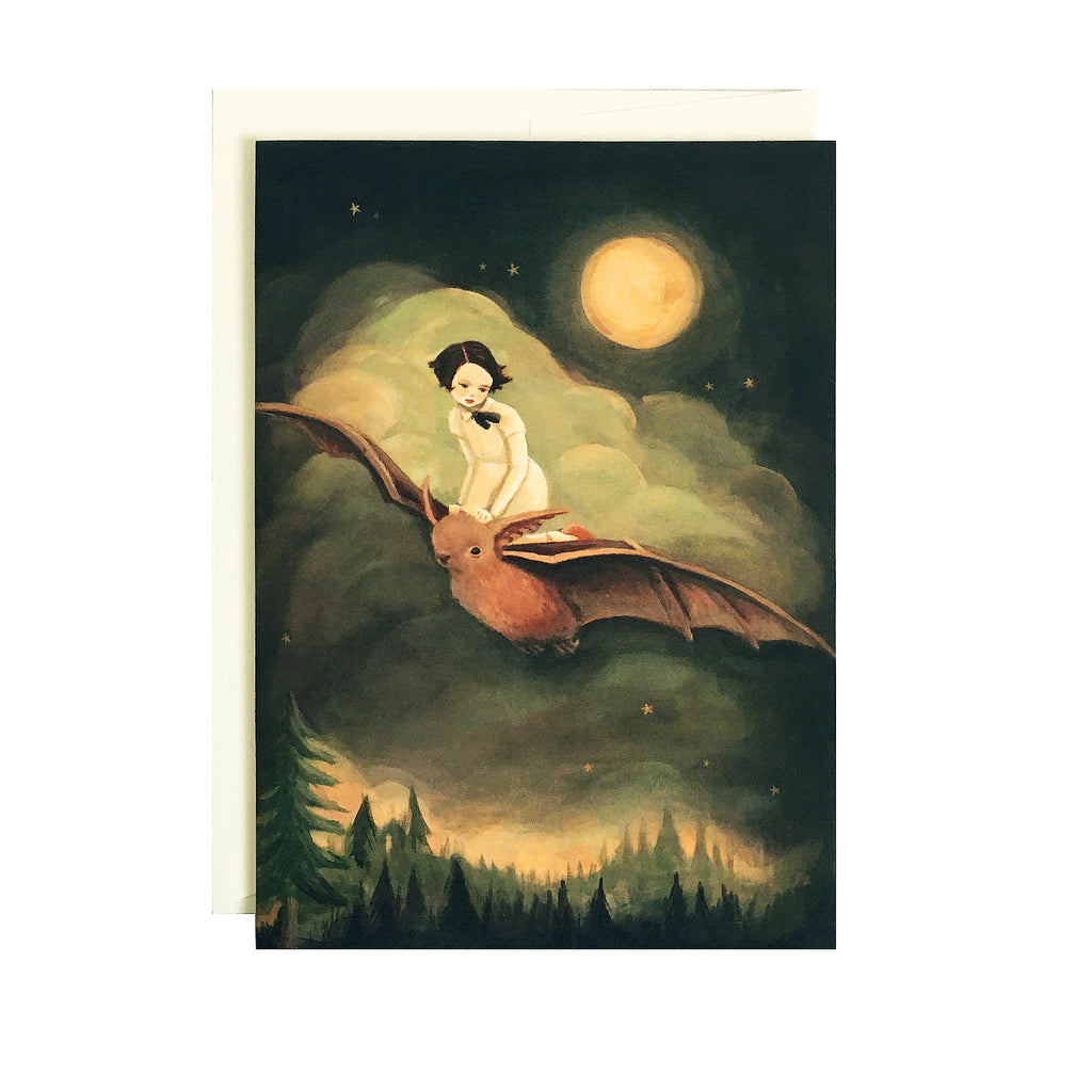 Emily Martin - Flying By Night Card