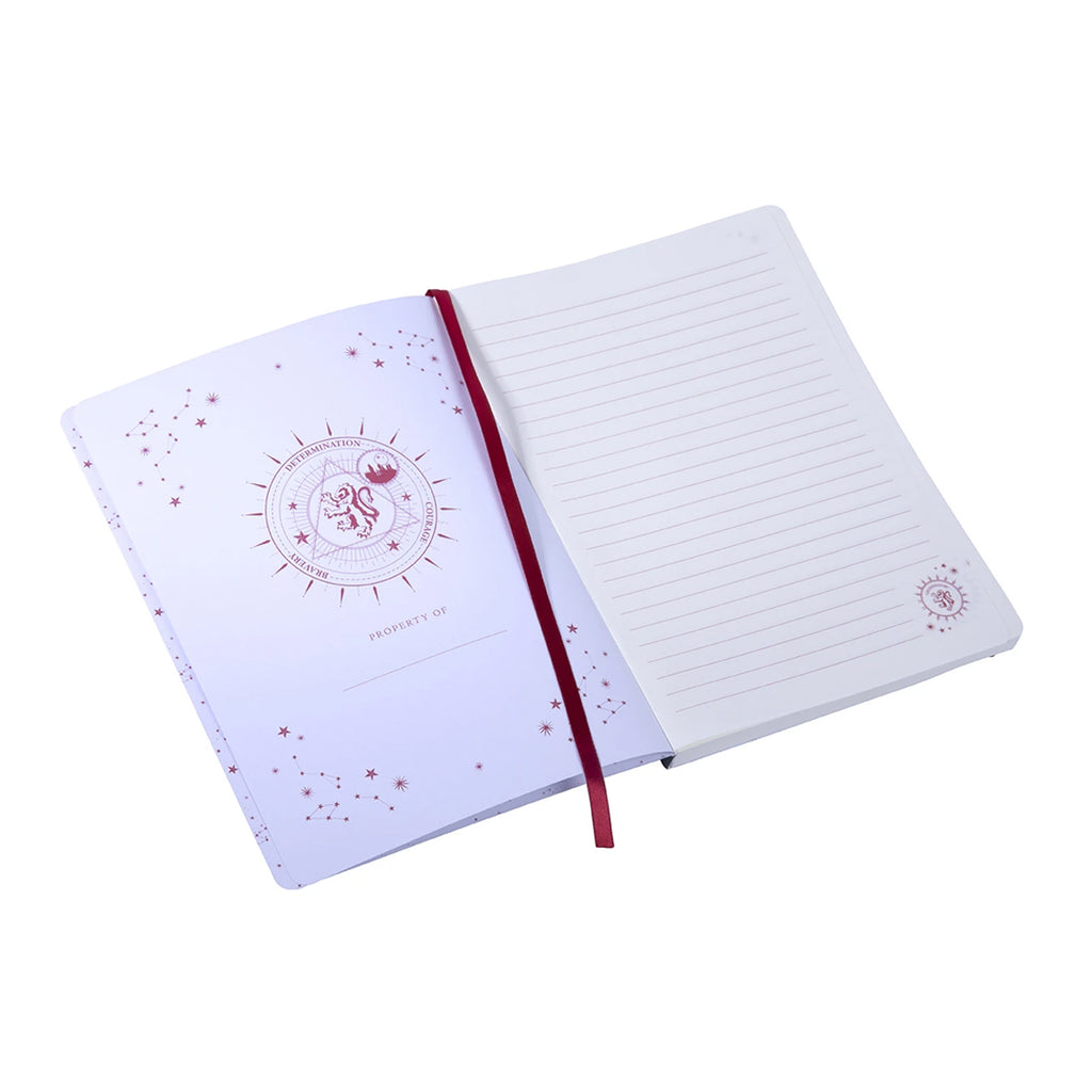 Gryffindor Constellation Softcover Notebook