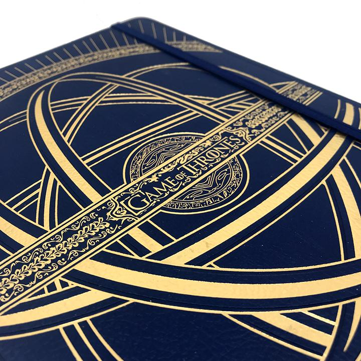 Game of Thrones Deluxe Hardcover Sketchbook
