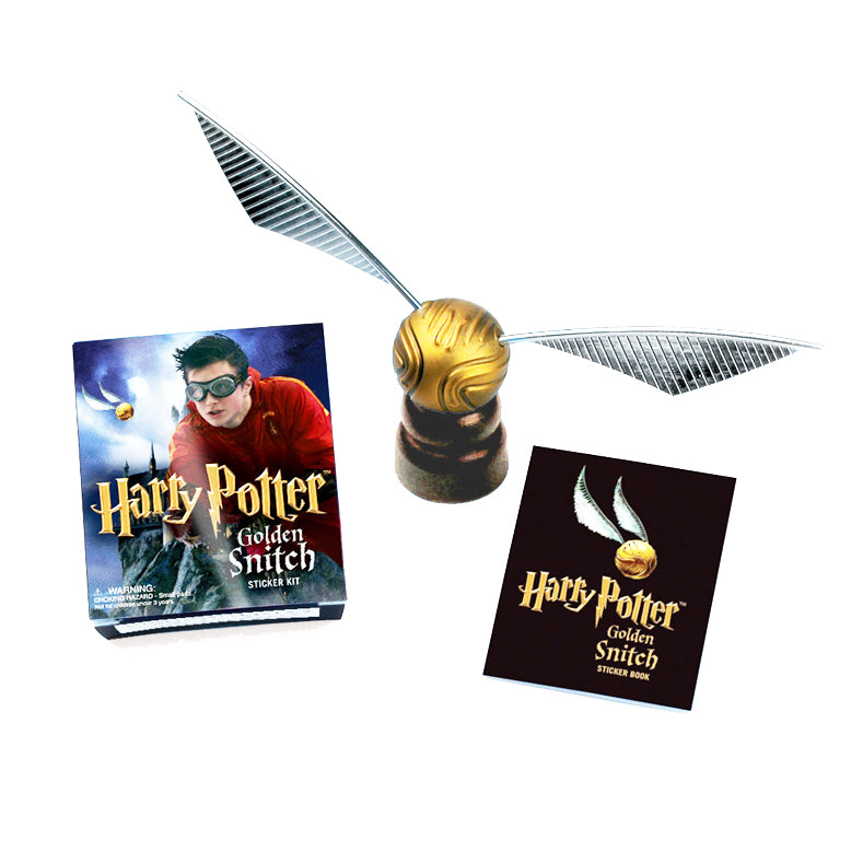 Golden Snitch Sticker Kit