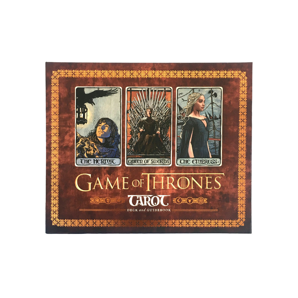 Game of Thrones - Tarot Deck and Guidebook