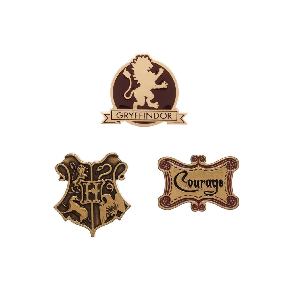 Gryffindor 3-Pin Pack
