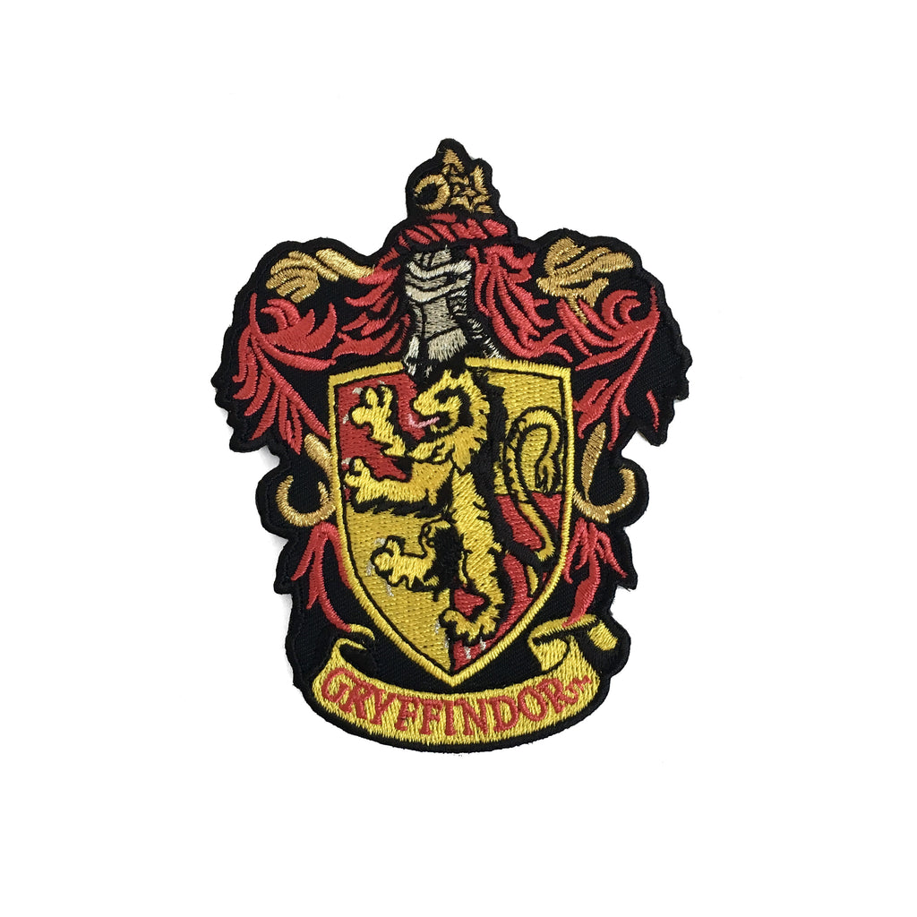 Gryffindor Crest Iron-On Patch