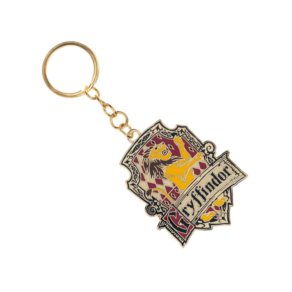 Gryffindor House Key Ring