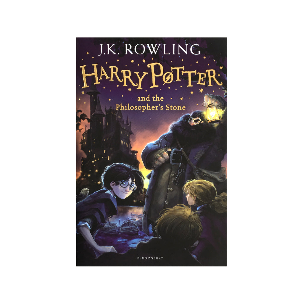 Harry Potter Box Set - Complete Collection - Children's Paperback