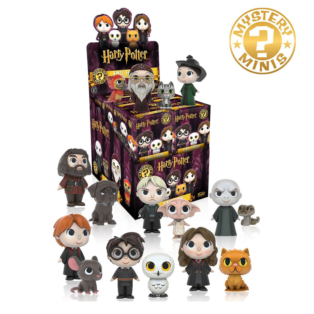 Harry Potter: Mystery Mini - Series 1