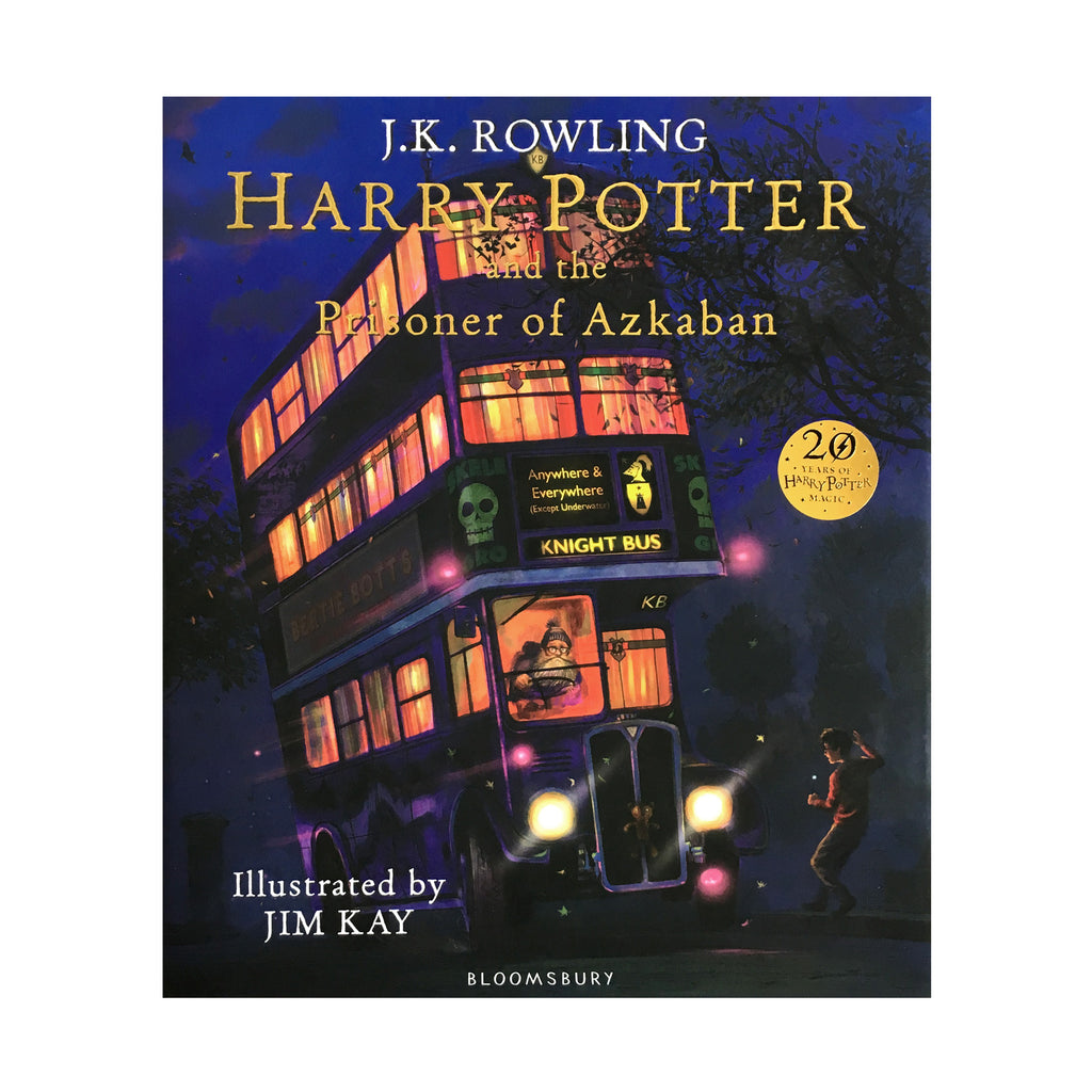 Harry Potter and the Prisoner of Azkaban Illustrated Edition