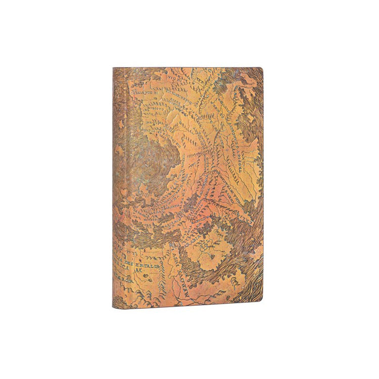 Hunt-Lenox Globe Mini Lined Journal