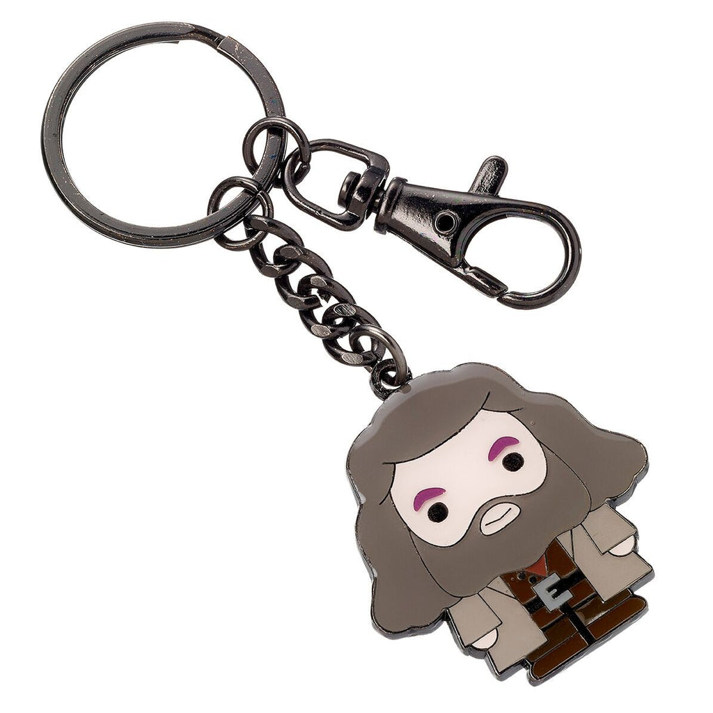 Chibi Hagrid Key Ring