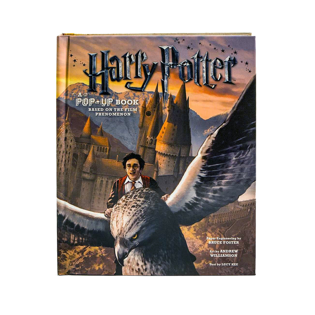 Harry Potter:  A Pop-Up Book