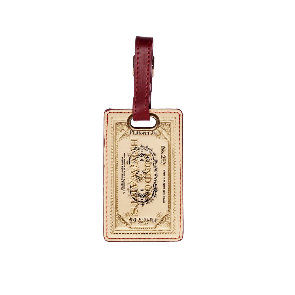 Ticket Luggage Tag