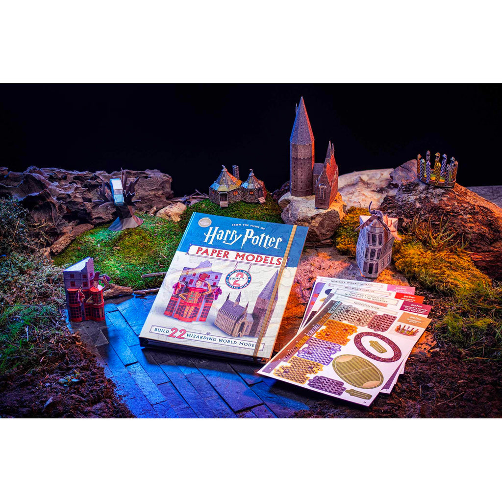 Harry Potter Paper Models