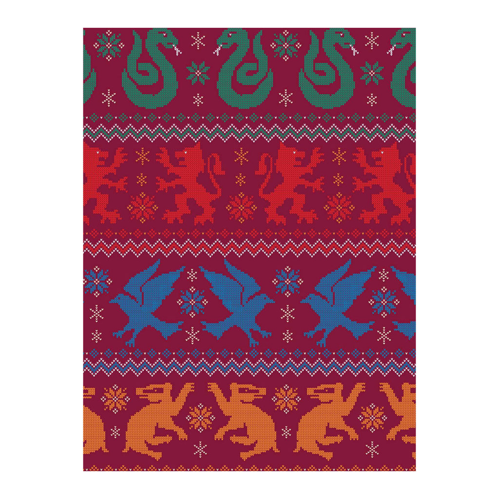 Harry Potter: Christmas Sweater Blank Boxed Note Cards