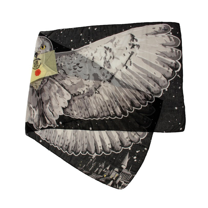 Hedwig Lightweight Wing Scarf