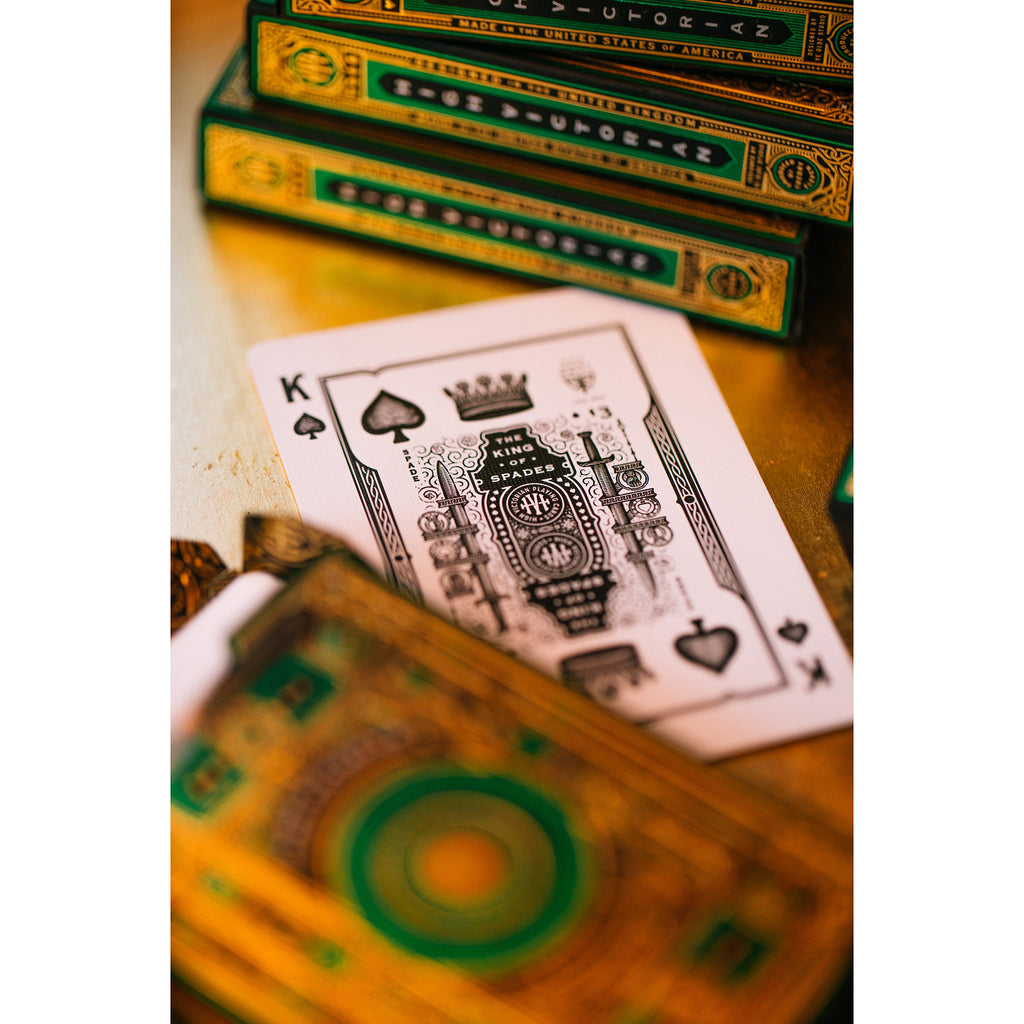 Playing Cards - High Victorian