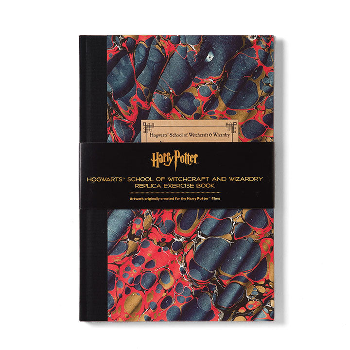 Hogwarts Exercise Book Red - Prop Replica