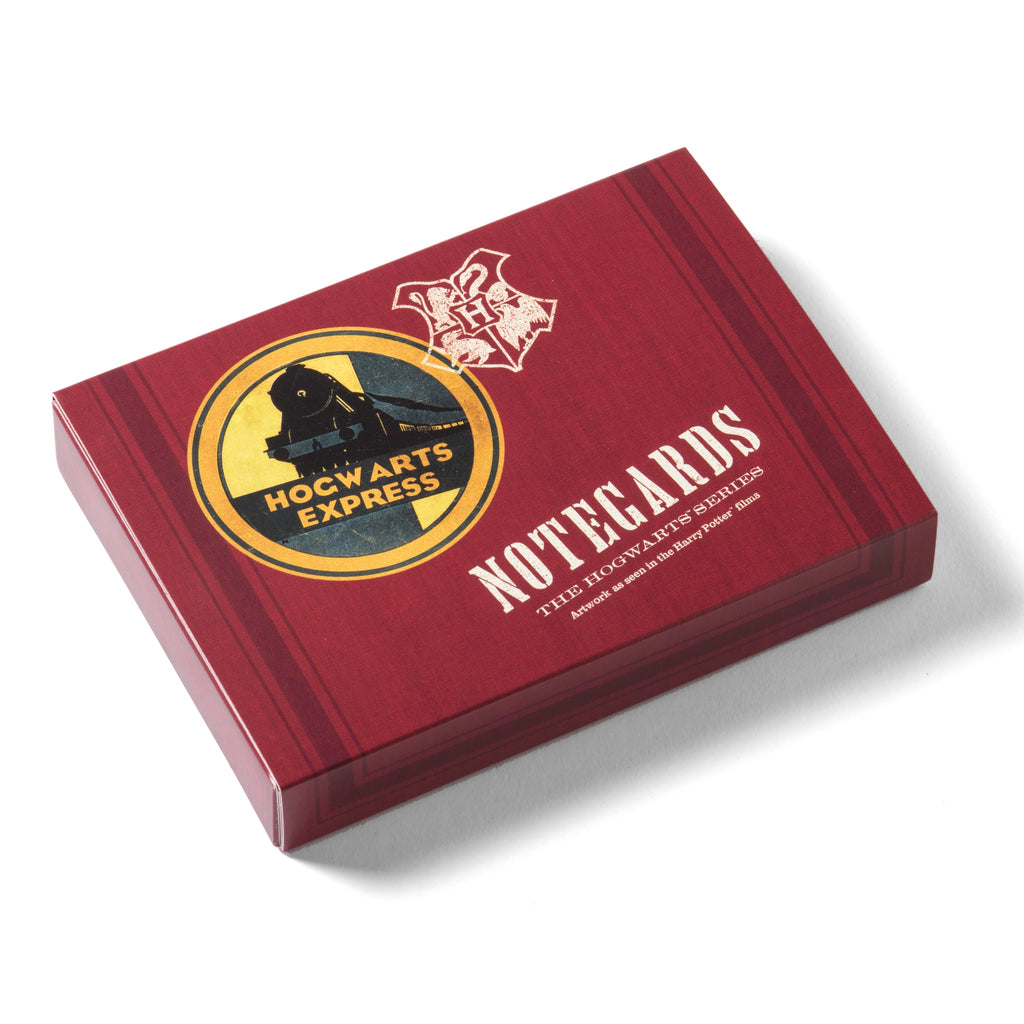 The Hogwarts Express Series Notecards