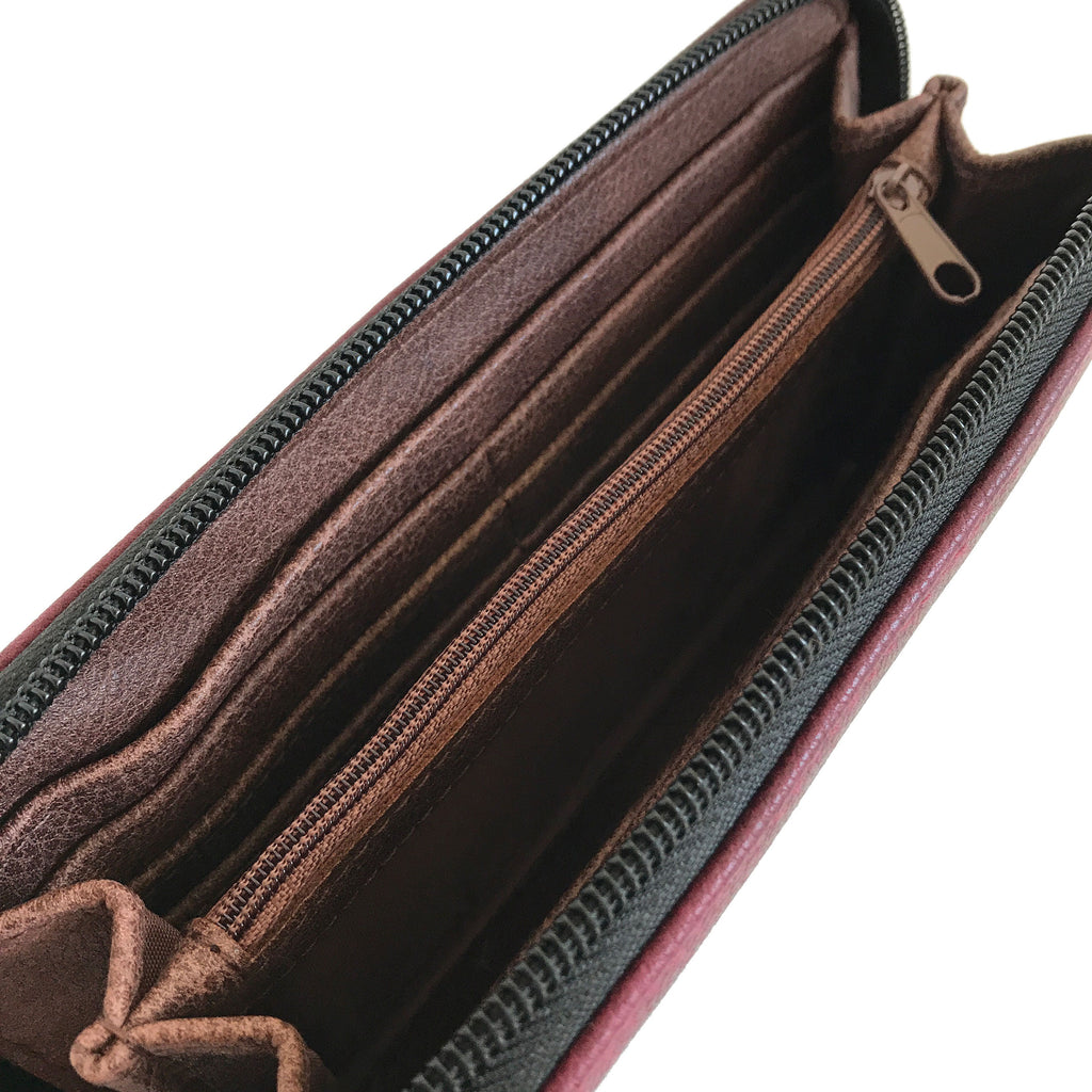 Hogwarts School List Zip Around Wallet
