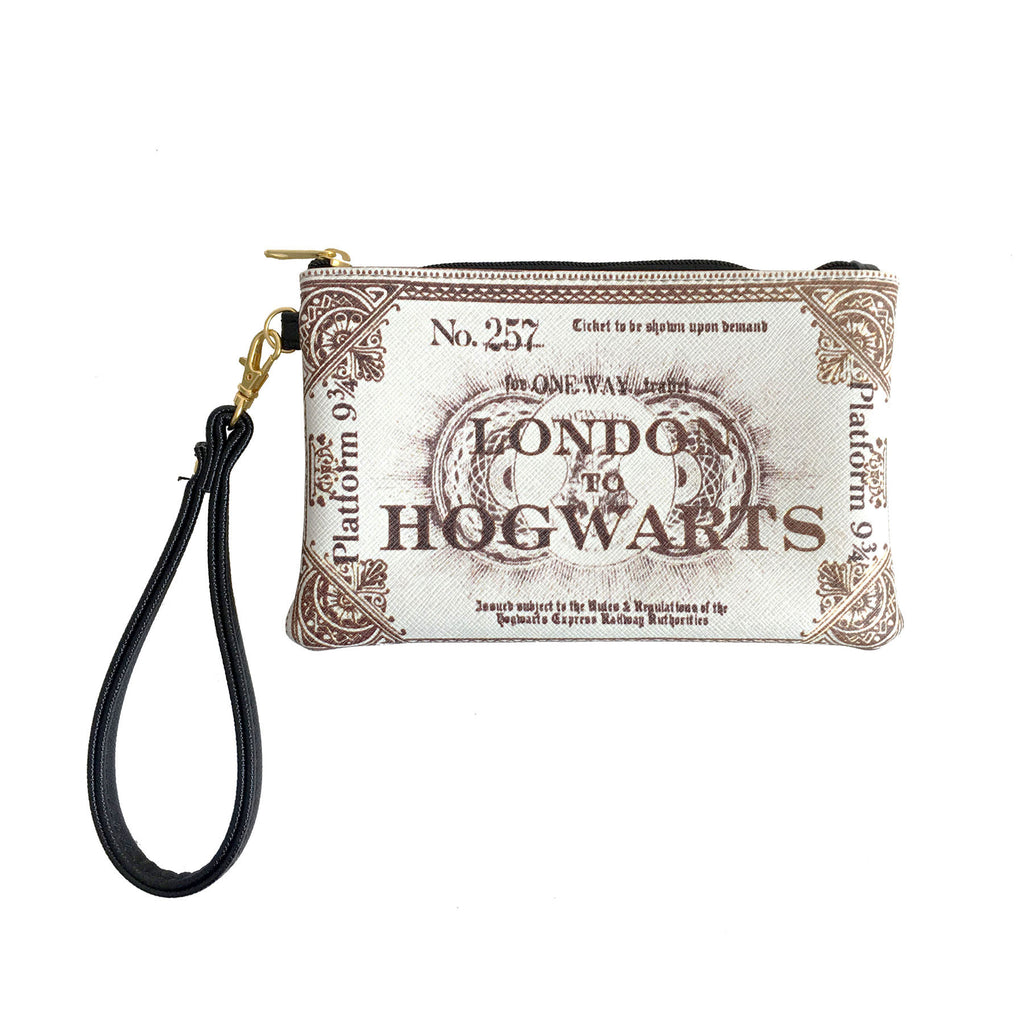 Hogwarts Express 3-Piece Toiletry Bag Set